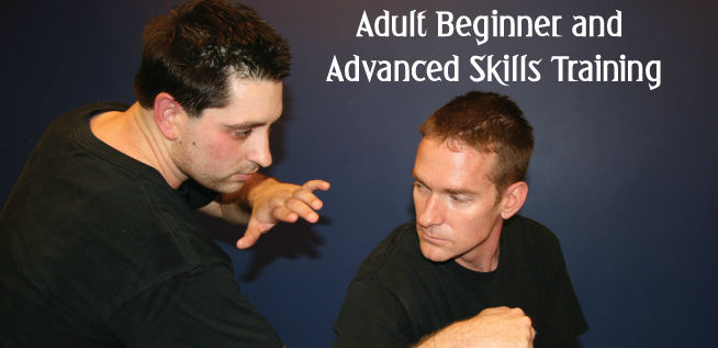 Adult Beginner and Advanced Skills Training